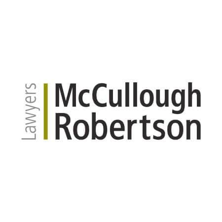 McCullough Robertson Law Firm Logo